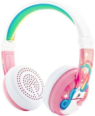 Наушники Buddyphones Wave Pink, розовые