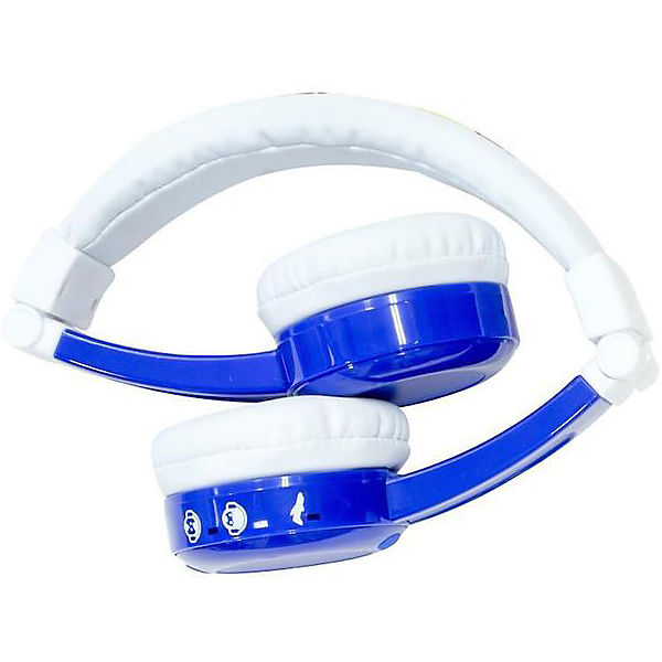 Наушники Buddyphones InFlight Blue, синие
