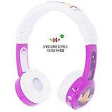 Наушники Buddyphones InFlight Purple, фиолетовые