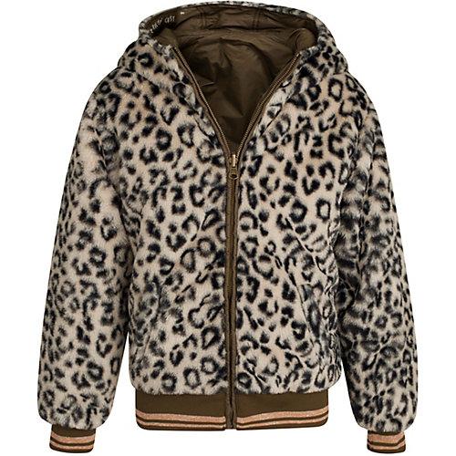 WE Fashion Winterjacke MADDY zum Wenden Gr. 146/152 Mädchen Kinder | 08719508267465
