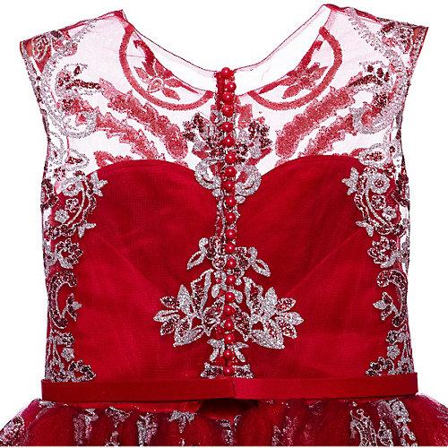 Нарядное платье Престиж - красный от Престиж