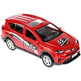 "Машинка Технопарк ""Toyota Rav4"" Спорт, 12 см"
