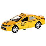 """Машинка Технопарк """"Toyota Camry"""" Такси, 12 см"""