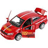"""Машинка Технопарк """"Volkswagen Polo"""" Спорт, 12 см"""
