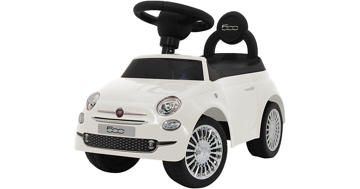 Rutscher Fiat 500, weiß