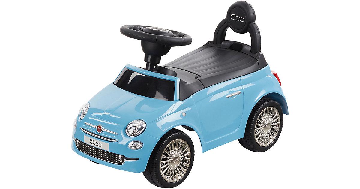 Rutscher Fiat 500, blau