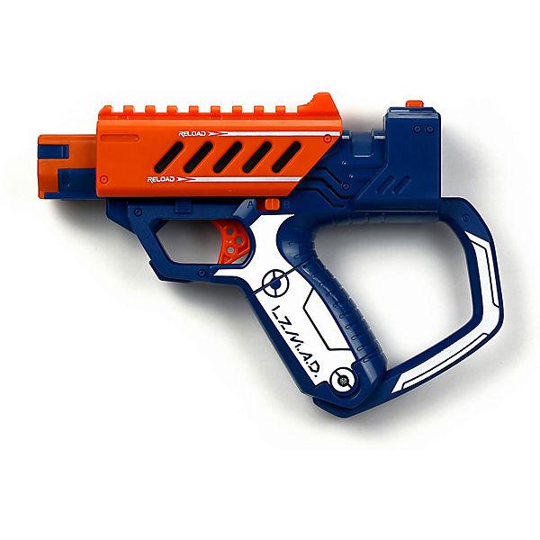 """Стартовый набор Silverlit """"Бластер с мишенью"""", оранжевый"""