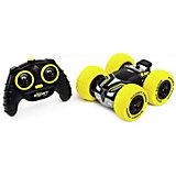"""Радиоуправляемая машинка Silverlit """"360 кросс"""" 1:18, жёлтая"""