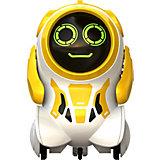 """Радиоуправляемый робот Silverlit """"Покибот"""", жёлтый круглый"""