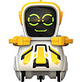 """Радиоуправляемый робот Silverlit """"Покибот"""", жёлтый квадратный"""
