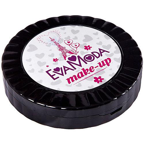 Детская декоративная косметика Bondibon Eva Moda с 2 лаками для ногтей, 10 г., черная от Bondibon