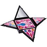 Детская декоративная косметика Bondibon Eva Moda Косметичка-пирамида, раскладная