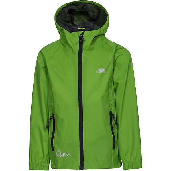 Kinder Outdoorjacke QIKPAC, packbar