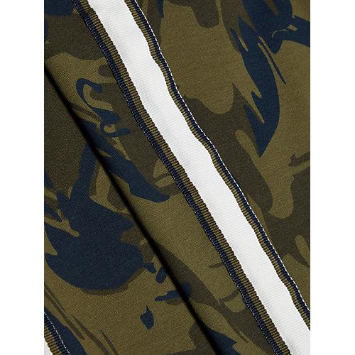 Спортивные брюки Name It - темно-зеленый от name it