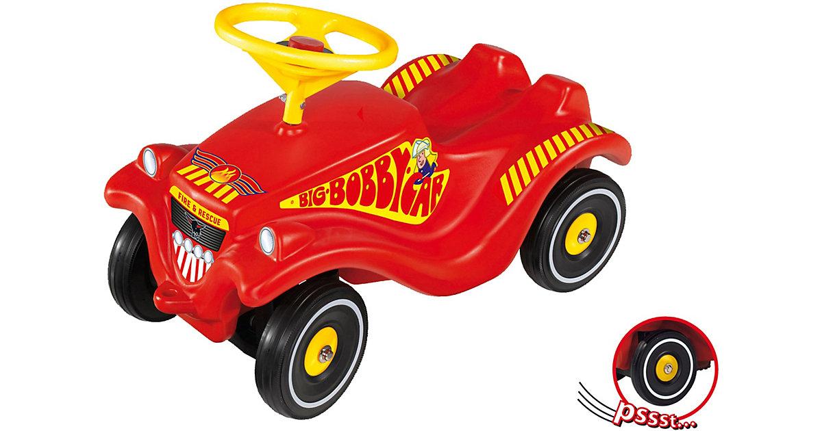 BIG · Big Bobby Car Feuerwehr mit Flüsterreifen