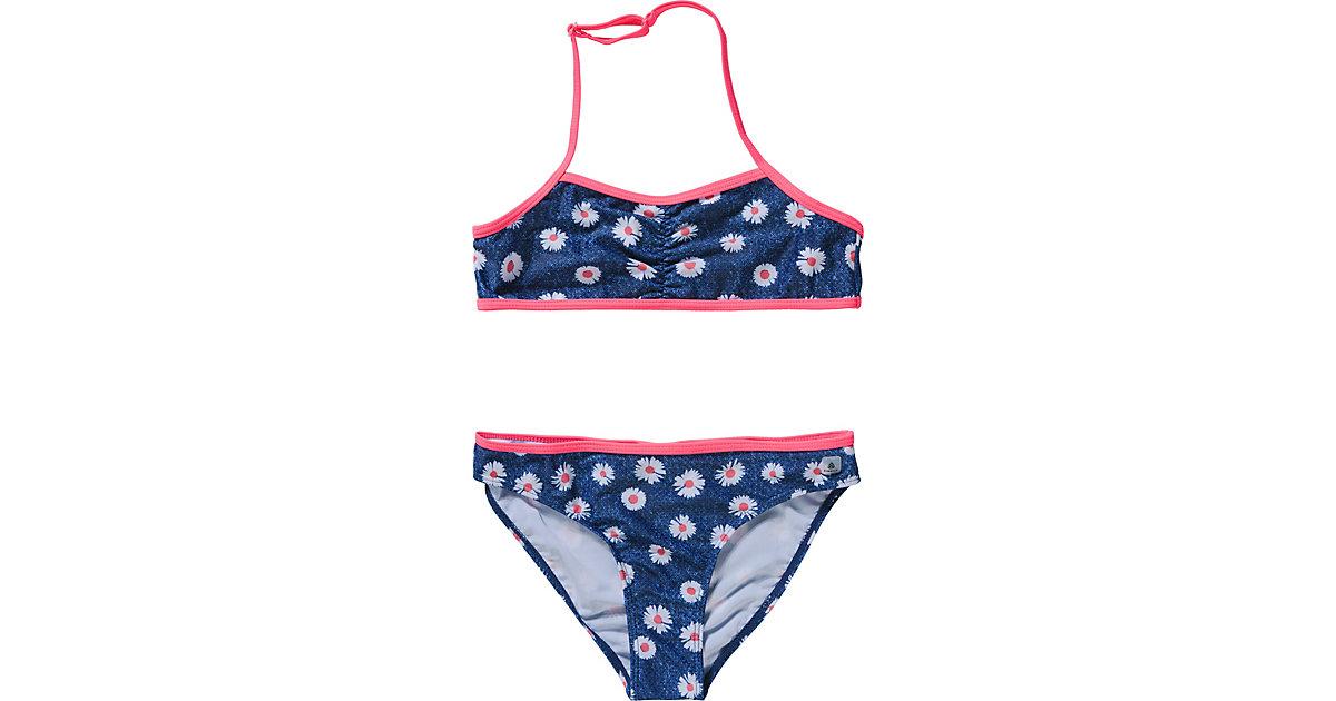 Kinder Bikini LILIANA dunkelblau Gr. 176 Mädchen Kinder