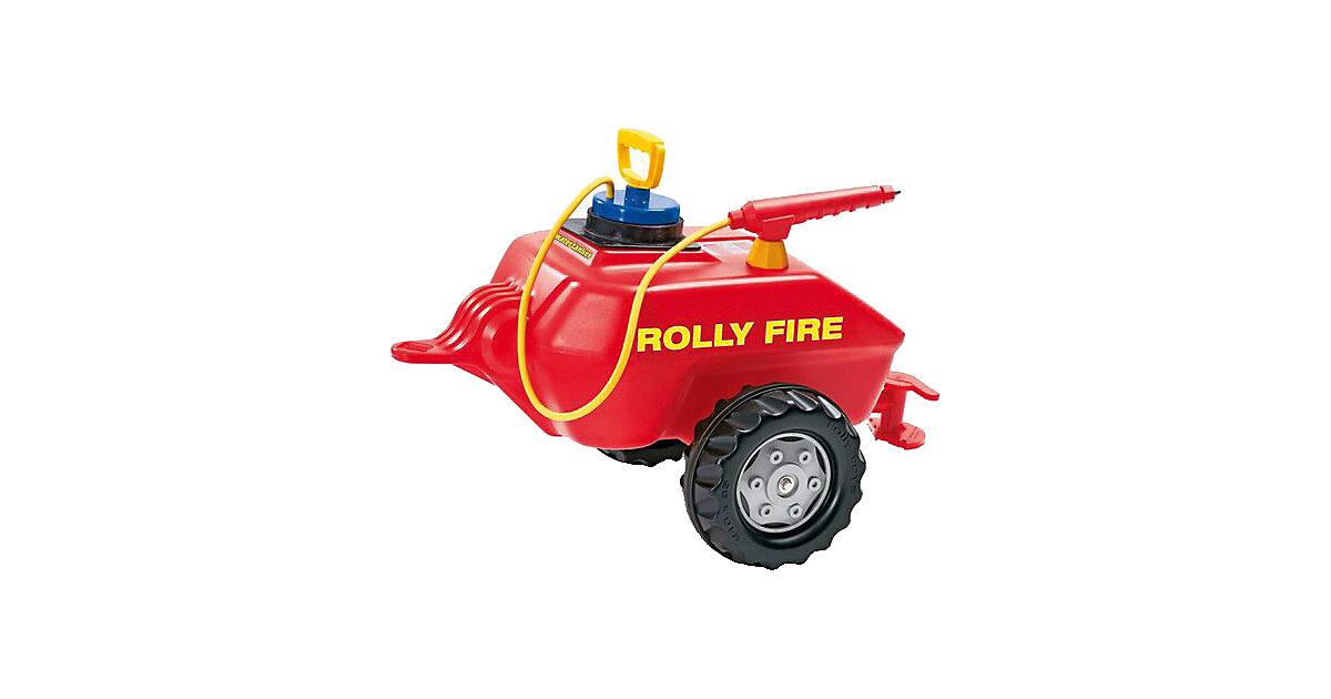 ROLLY TOYS Rolly Feuerwehr-Anhänger mit Spritze