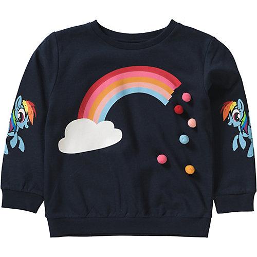 name it MY LITTLE PONY Sweatshirt NMFMLP Gr. 80 Mädchen Baby | 05713742333200
