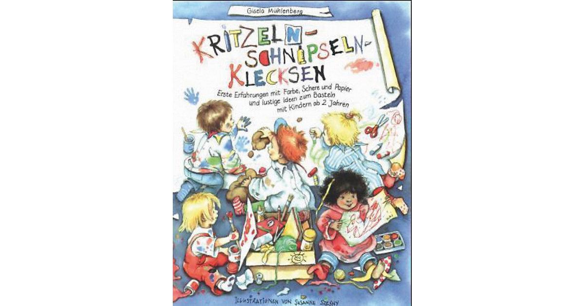 Oekotopia Verlag · Kritzeln, Schnipseln, Klecksen