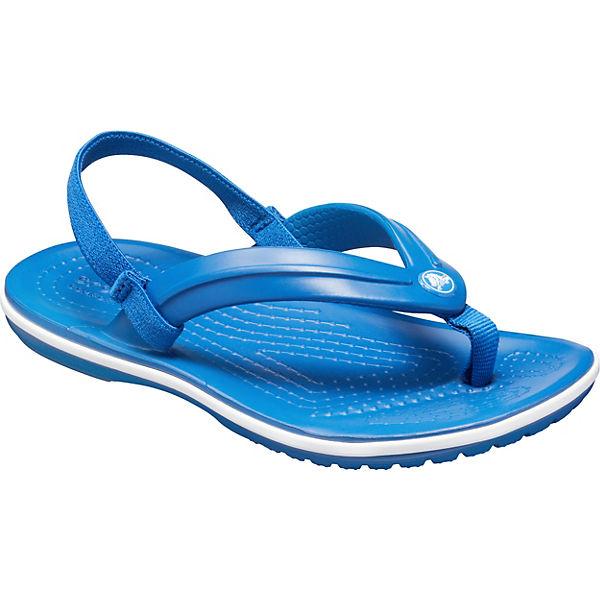 fbde3f3231485c Kinder Zehentrenner Crocband Strap Flip. crocs