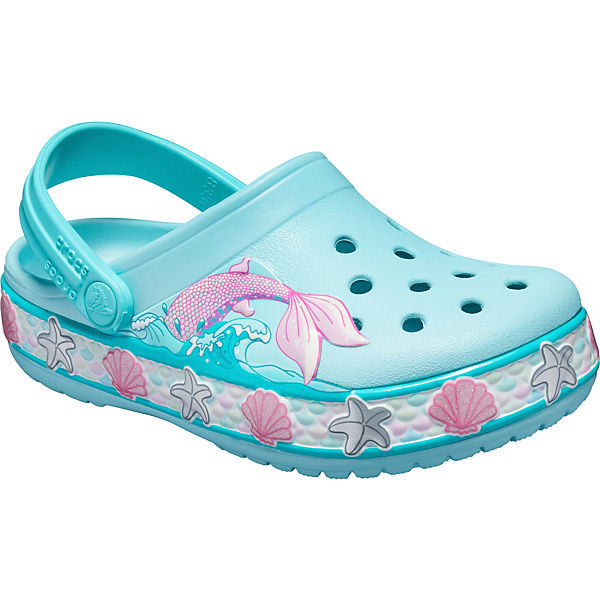 half off 9f6f5 65cff Clogs Mermaid für Mädchen, crocs