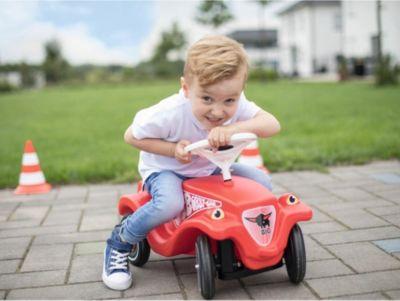 Bobby Car Kompetent Big-shoe-care Rot Hohe Sicherheit