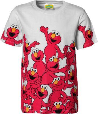 Neu Sesamstraße T-Shirt für Jungen 7182271 für Jungen gelb