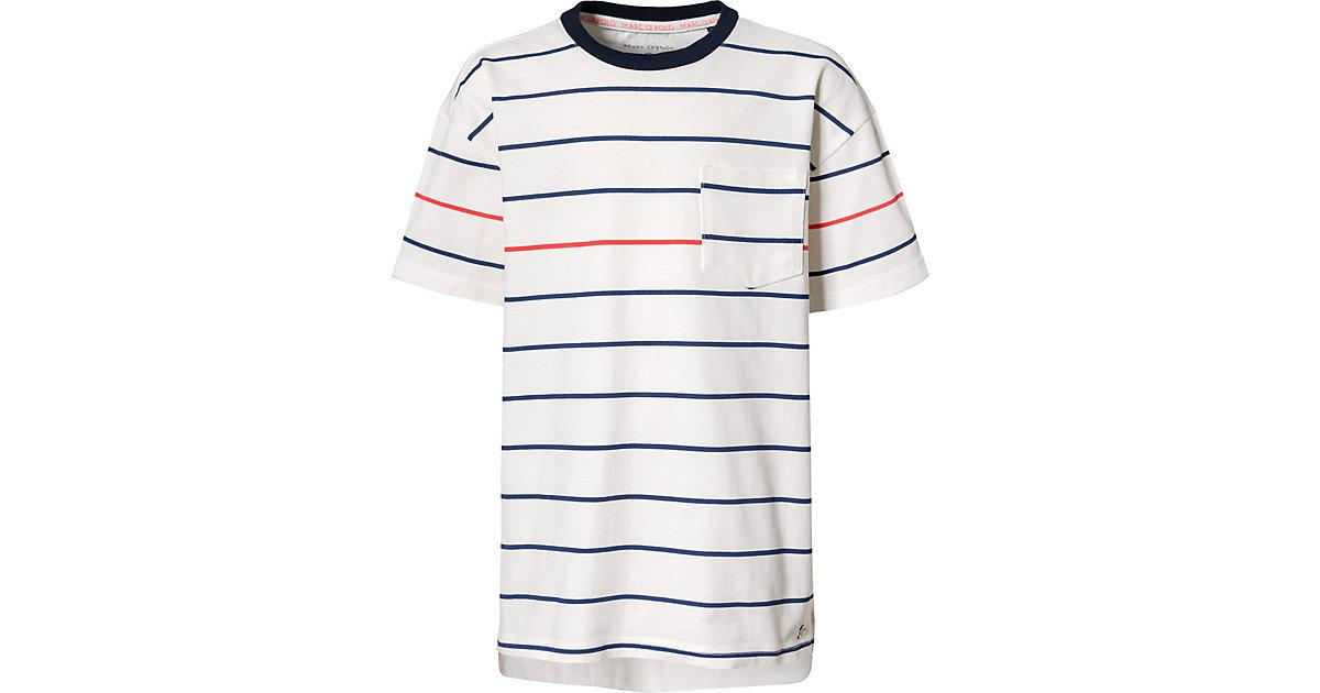 Marc O'Polo · T-Shirt gestreift Gr. 146/152 Jungen Kinder