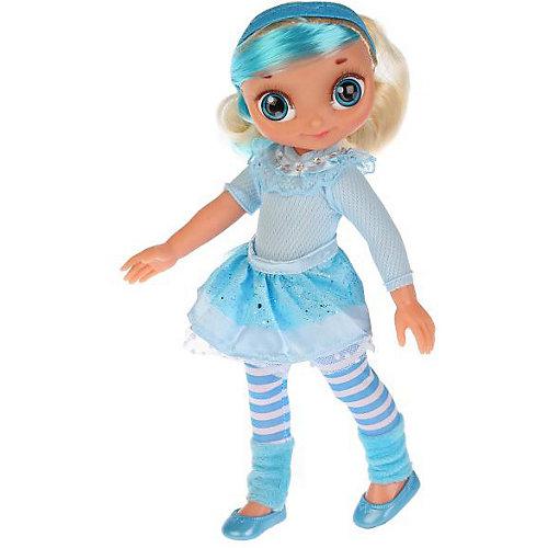 """Кукла Карапуз """"Сказочный патруль"""" Снежка с набором волос, 33 см от Карапуз"""