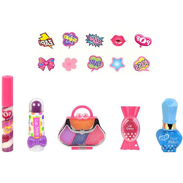 """Детская декоративная косметика Markwins """"POP"""", для губ и ногтей"""