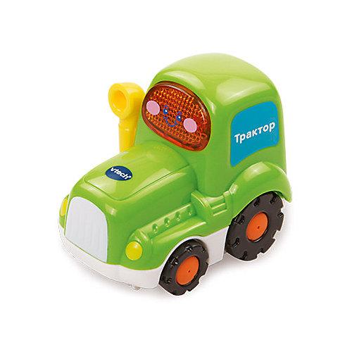 """Машинка Vtech """"Трактор"""" с крюком от Vtech"""
