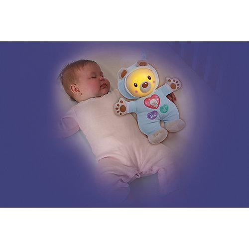 Светящийся мишка для сна Vtech, голубой от Vtech