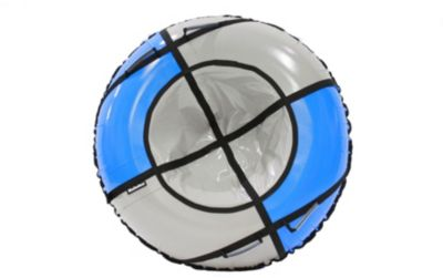 Тюбинг Hubster Sport Pro синий / серый, 120 см