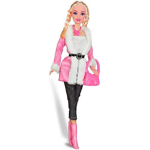"""Кукла Toys Lab """"Городской стиль"""" Ася блондинка с косичками, 28 см от Toys Lab"""