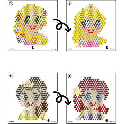 """Набор для творчества Aquabeads """"Disney Princess"""" с аксессуарами от Эпоха Чудес"""