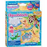"Набор для творчества Aquabeads ""Зверюшки в зоопарке"""