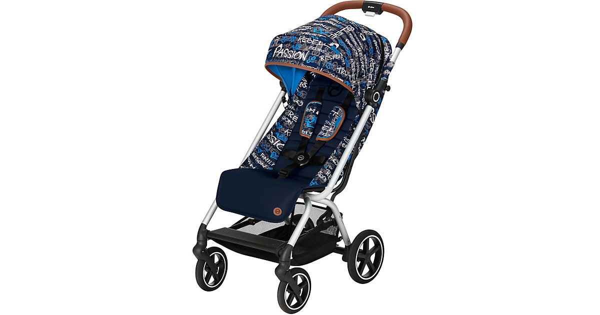 Cybex · Buggy Eezy S+, Gold-Line, Fashion Edition, Trust, 2019