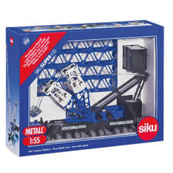 SIKU 4810 Schwerer Mobilkran    1:55, SIKU ad5e13
