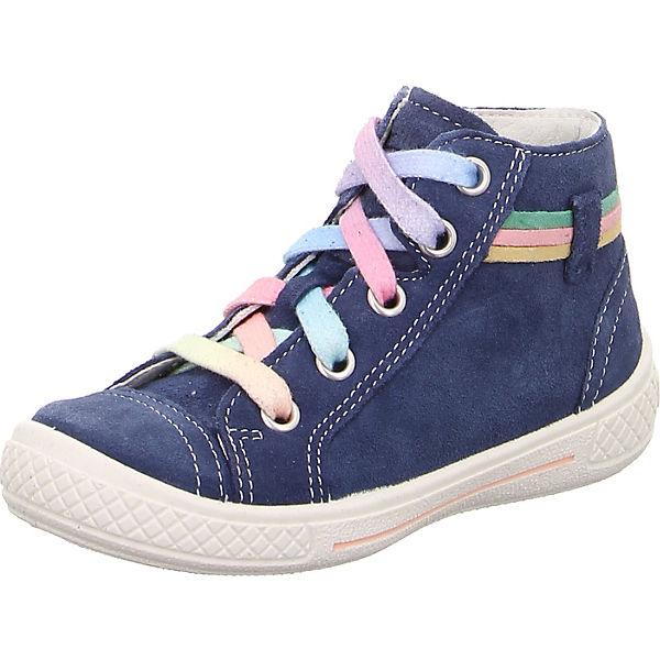 uk availability 80486 f9c0f Sneakers High TENSY für Mädchen, WMS-Weite M4, superfit