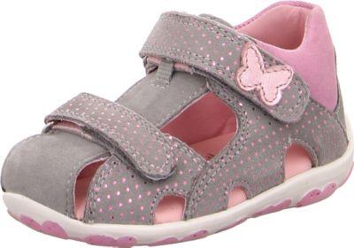 Baby Sandalen FANNI für Mädchen, WMS Weite M4, superfit