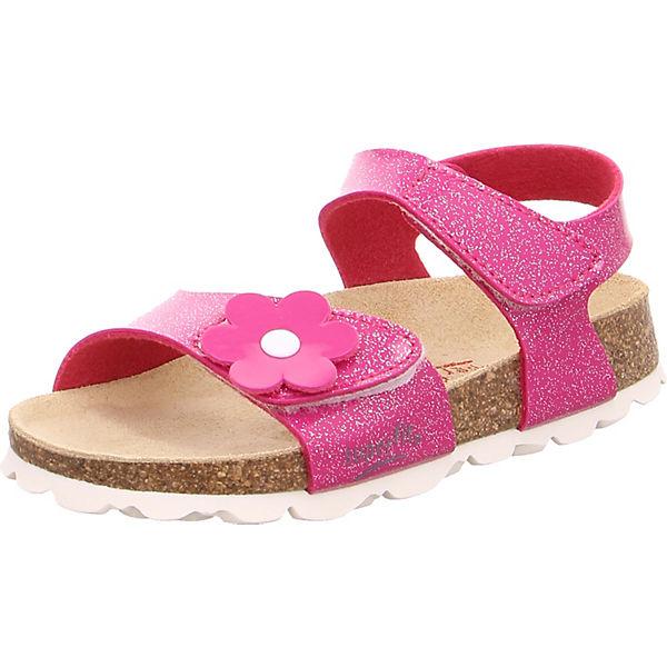 verschiedene Stile Abstand wählen 100% authentifiziert Sandalen für Mädchen, superfit