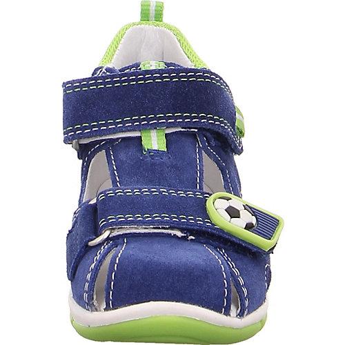 Сандалии Superfit - синий/зеленый от superfit