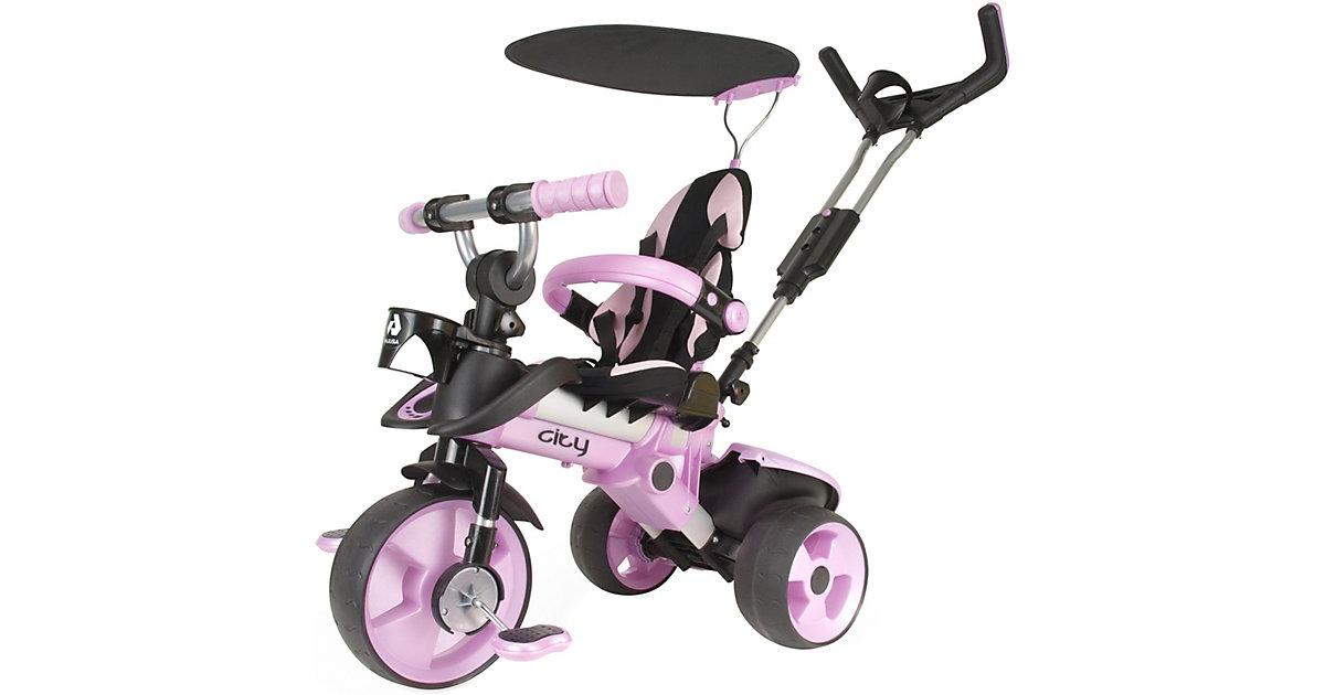 Toys ´R´ Us · AVIGO - Dreirad: City Pink