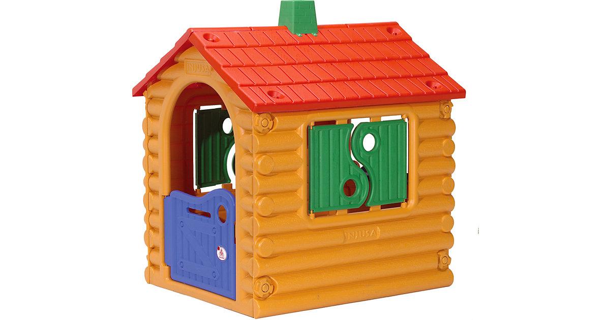 Spielhaus The Hut braun