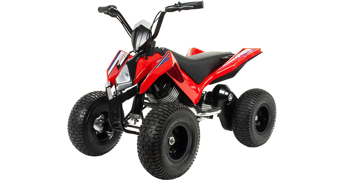 Injusa · Elektro X-Treme Quad Hunter 24V, rot