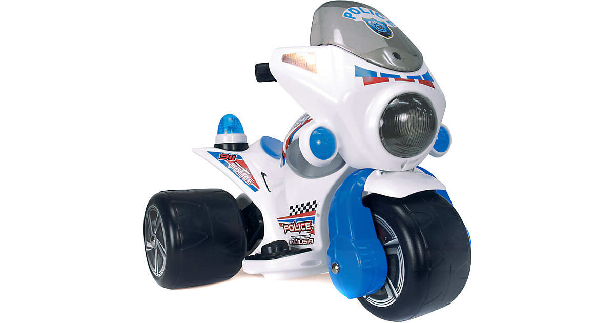 Elektro Tribike Samurai, weiß