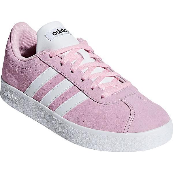 ef07e58dca0 Kinder Sneakers VL COURT 2.0 K für Mädchen, adidas Sport Inspired ...