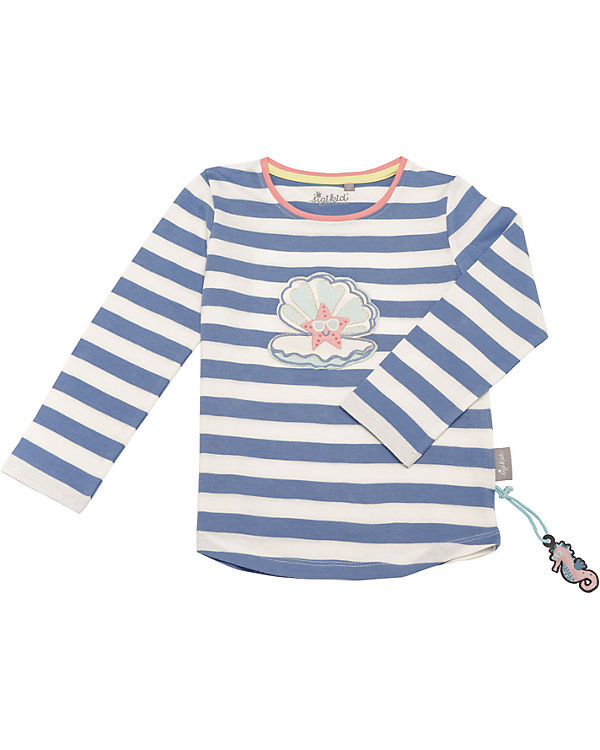 Neu sigikid Langarmshirt für Mädchen 10176106 für Mädchen blau