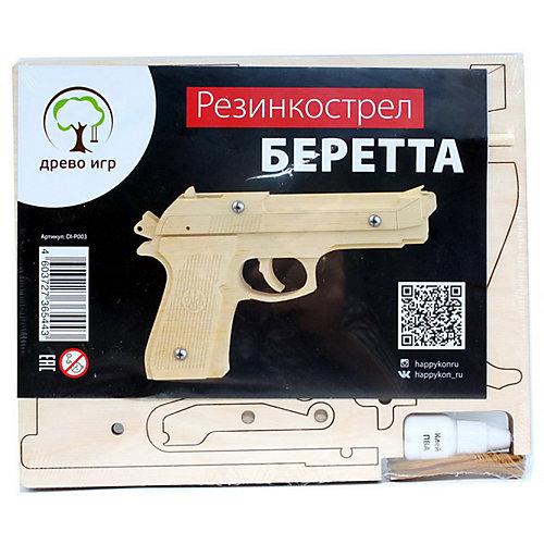 """Пистолет-резинкострел Древо Игр """"Беретта"""" от Древо Игр"""