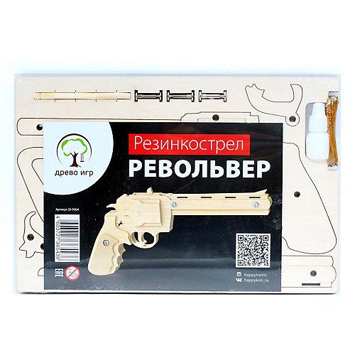 """Пистолет-резинкострел Древо Игр """"Револьвер"""" от Древо Игр"""